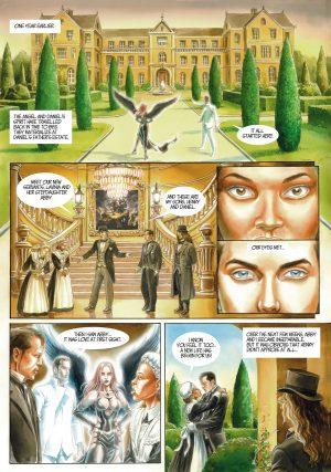 ayreon - comics 2