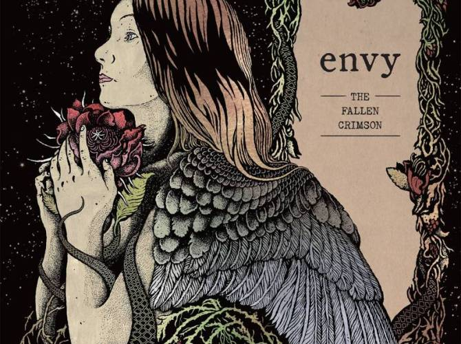 Envy - The Fallen Crimson(cover)