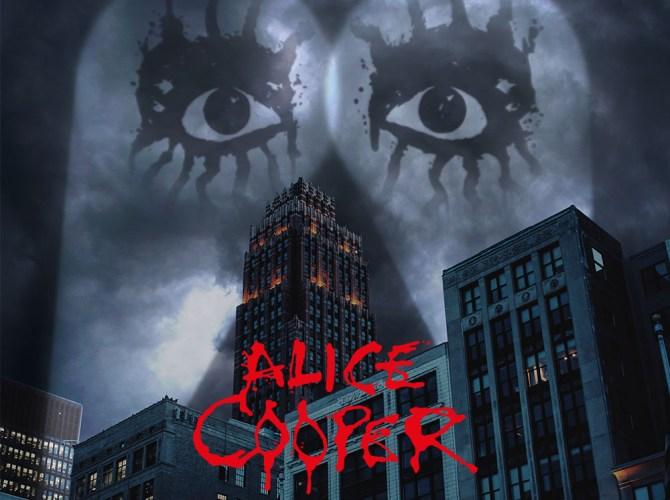 alice cooper - detroit stories