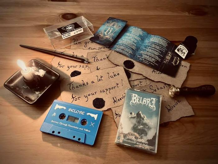belore - cassette audio
