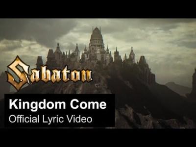 Sabaton - Kingdome Come