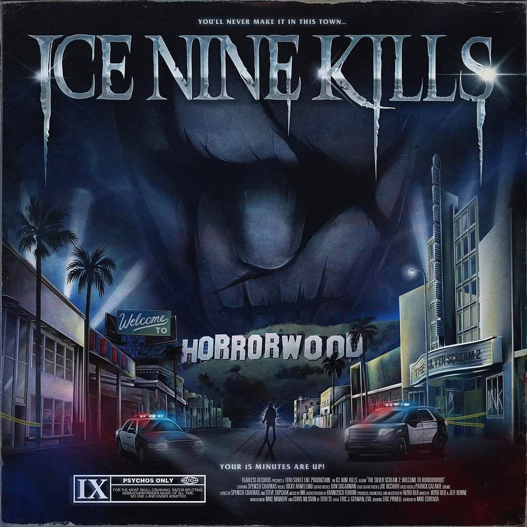 Ice Nine Kills - The Silver Scream 2: Welcome To Horrorwood
