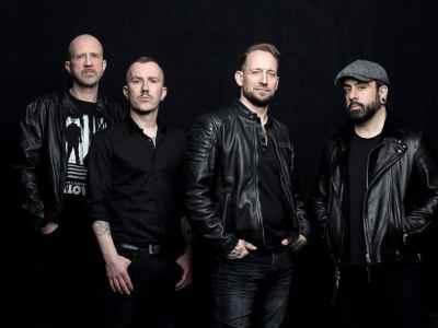 Volbeat - promo shoot