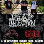 show antrofetido com dead infection