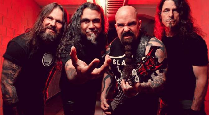 Playlist: Slayer