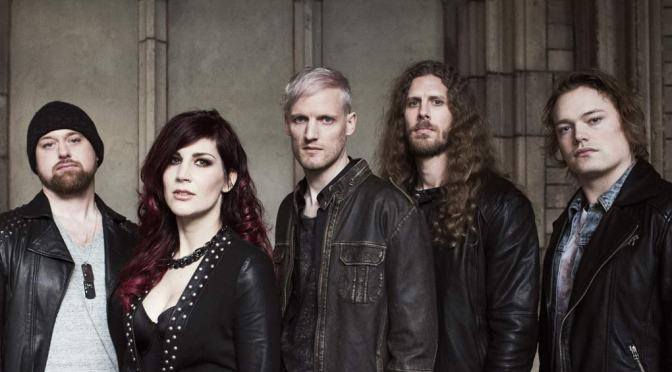 Delain – You Body is a Battleground