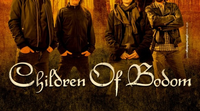 Children of Bodom confirma meet and greet gratuito com fãs em SP e RJ Children of Bodom confirma meet and greet gratuito com fãs em SP e RJ