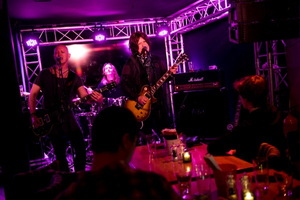 Kee Marcello @ Madam Felle ‹ Metal Hammer Norway