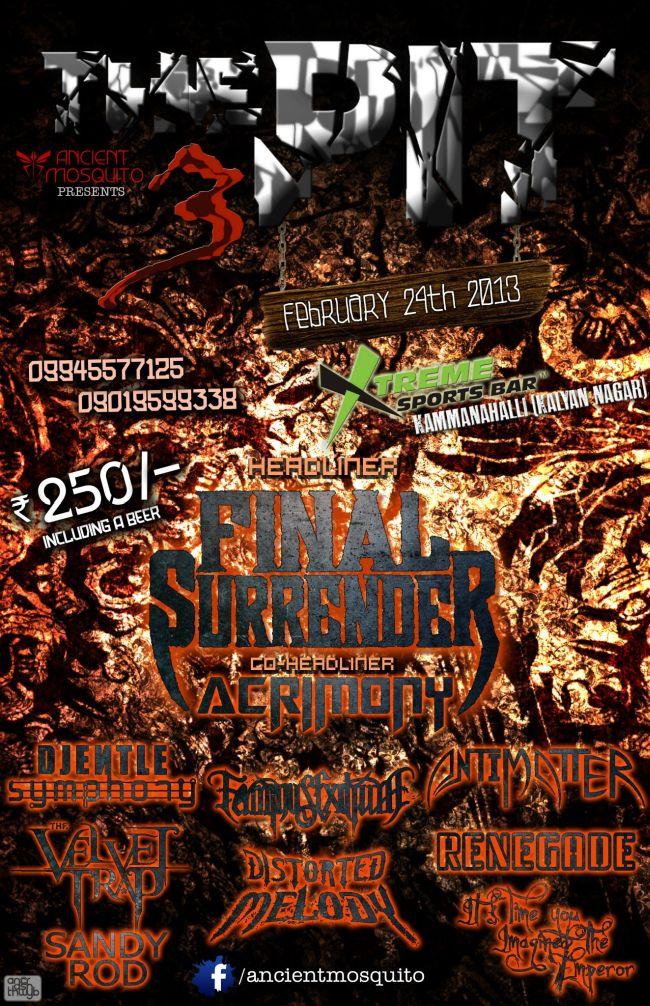 Poster do filme Acrimony