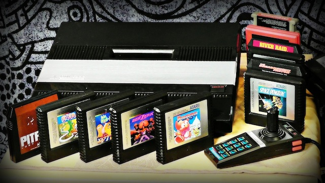 Atari 5200 Review & Games