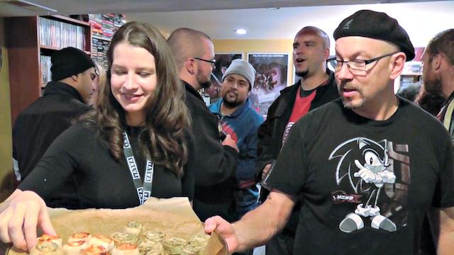 GAMER Eats Pizza Leias