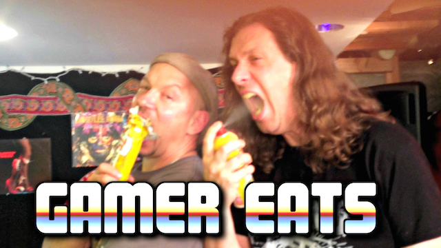 GAMER Eats – WAFFLE IRON Cooking Madness