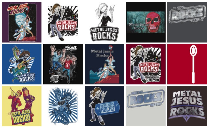 Tshirts Stickers
