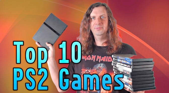 Top 10 PS2 Games – All Time Best