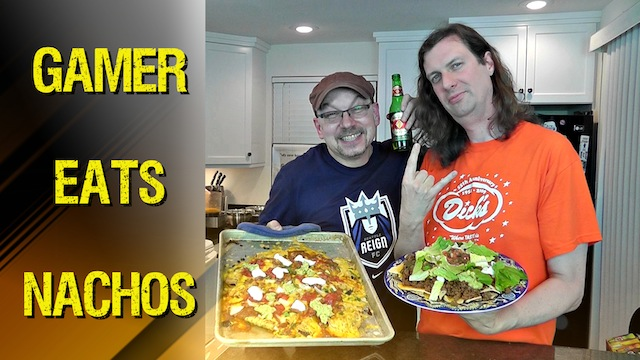 Nacho Recipes – Gamer Eats