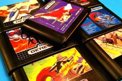 Sega Genesis Shmups