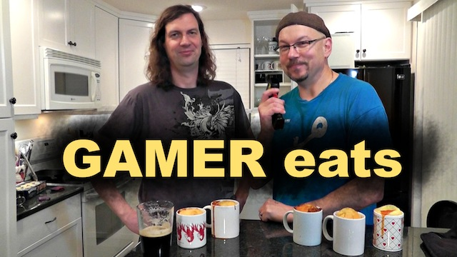 Chili & Cornbread in a Cup – GAMER Eats