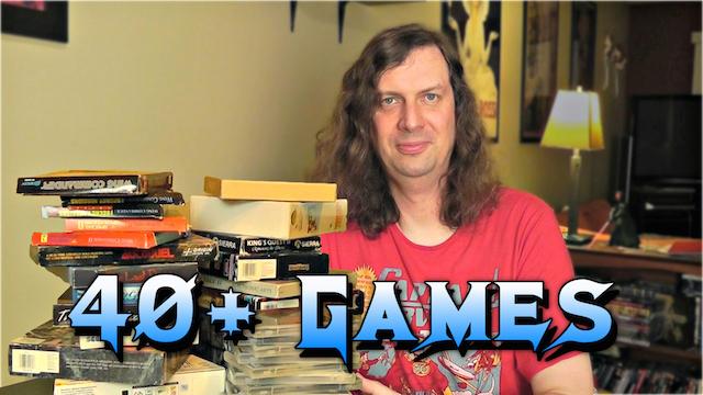 Recent Game Pickups – 40+ Games!