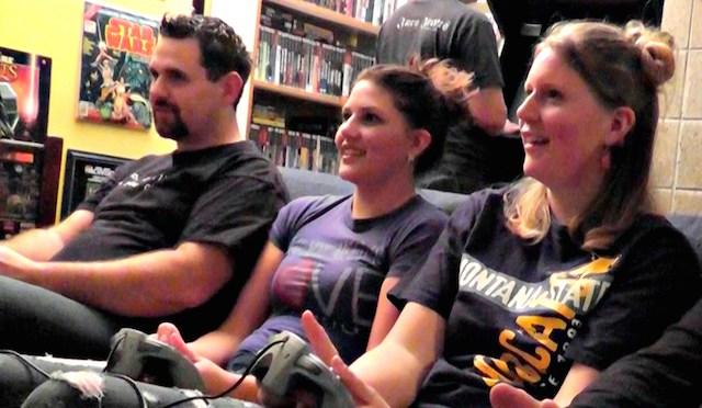Rockin' Retro Gaming Party Seattle