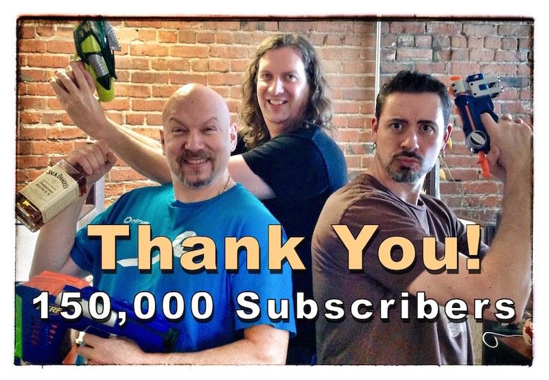 150000 Subscribers THANKS SM2