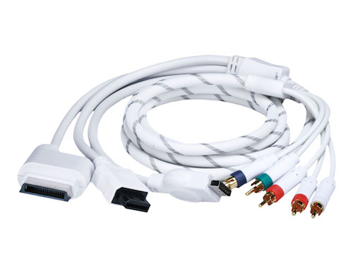 Monoprice 6FT 4 in 1 Component Cable
