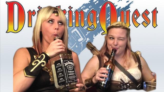 Drinking Quest PARTY – Metal Jesus & Friends