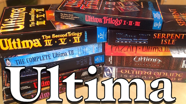 The Ultima Big Box PC Series