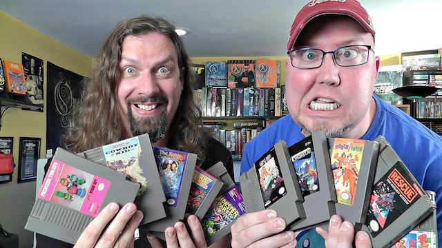 Nintendo NES Games – HIDDEN GEMS!