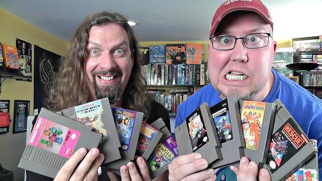Nintendo NES Games - HIDDEN GEMS!