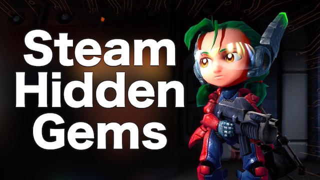 STEAM GAMES – Hidden Gems 2