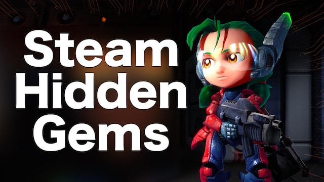 STEAM GAMES – Hidden Gems 2