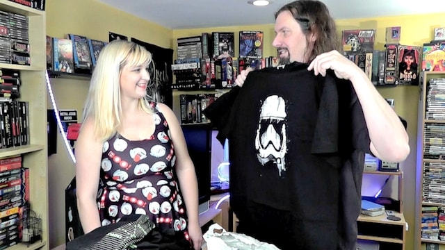 New Gamer / Nerdy T-shirts UNBOXING