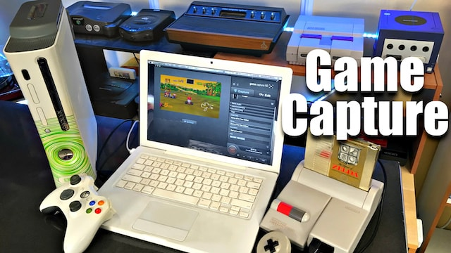How To CAPTURE GAMEPLAY FOOTAGE - All Generations PC, Consoles & Handhelds!