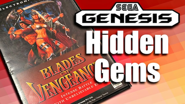 Sega Genesis Hidden Gems – 11 Games!