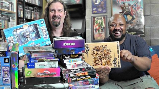 Recent GAME PICKUPS w/ Reggie – Over 30 GAMES!