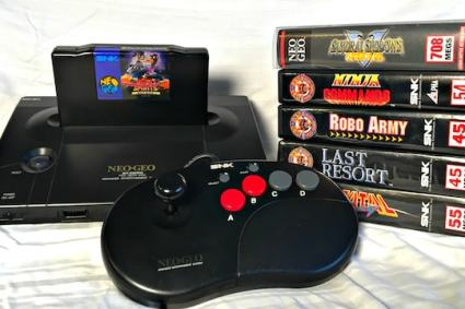 NEO GEO AES vs MVS Collecting Guide – EXPENSIVE as HELL!