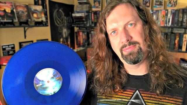 Vinyl Record Pickups - 16 Albums: Rock, Metal & More!
