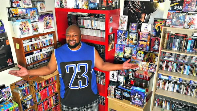 Reggie's Game Room & Crib Tour - 2,000 Games / 42 Systems