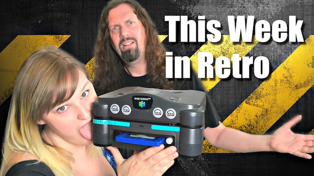 This Week in Retro: July 2016