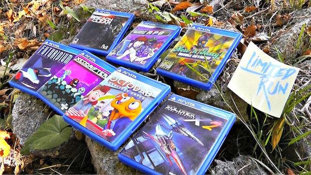 Limited Run Games for PlayStation VITA