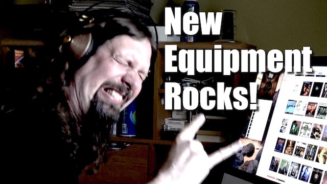NEW Equipment Update for Metal Jesus
