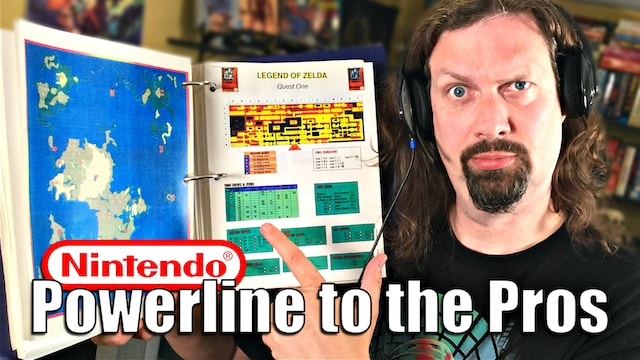 FOUND: Nintendo Game Counselor Guide & 1989 Employee Manual