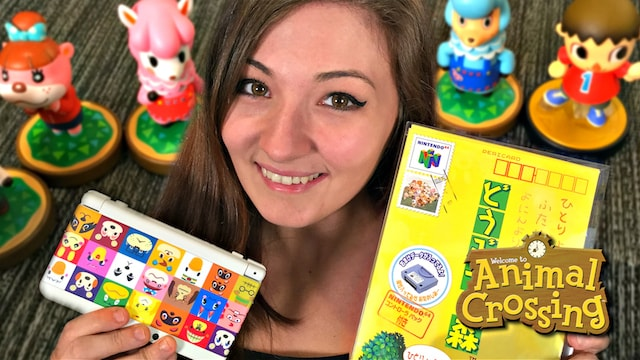 Ultimate ANIMAL CROSSING Collection – Kelsey may have a PROBLEM :)