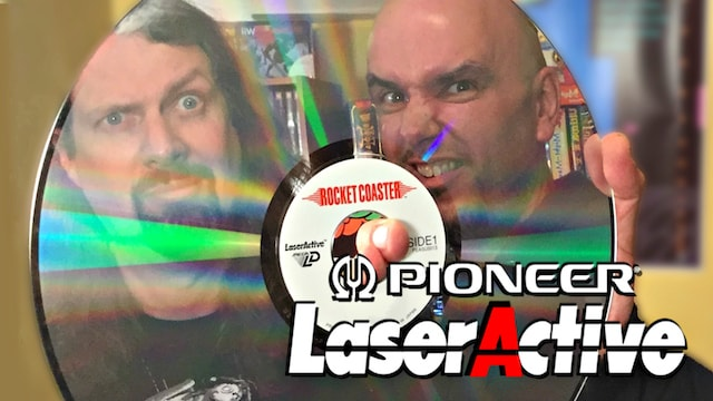 Pioneer LaserActive Buying Guide – What IS this thing!?