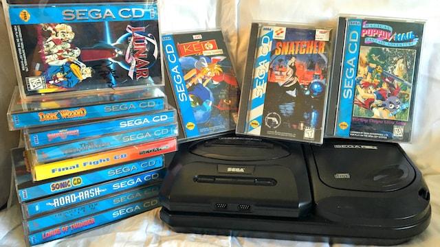 Sega CD BUYING GUIDE & Review – The Games Rock!