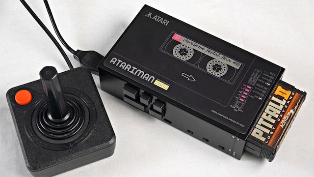 Atari Walkman Prototype – Ultimate 1980s Mashup!