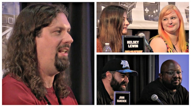 Metal Jesus Rocks Q&A - LIVE at Portland Retro Expo!