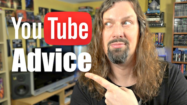 YouTube Advice for Smaller & Newer Channels from Metal Jesus