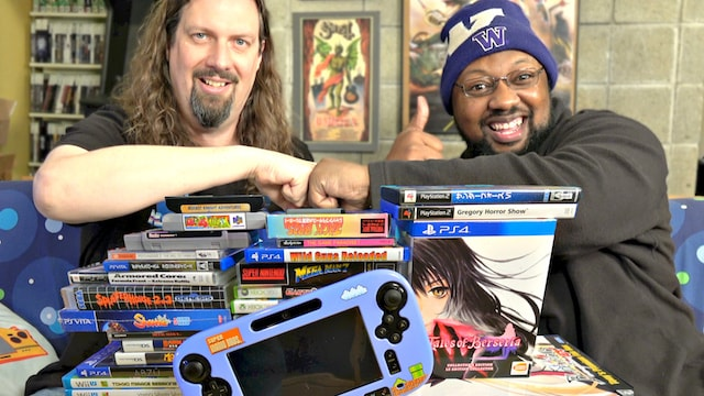 *New* Game Pickups from Metal Jesus & Reggie – Over 30 titles!