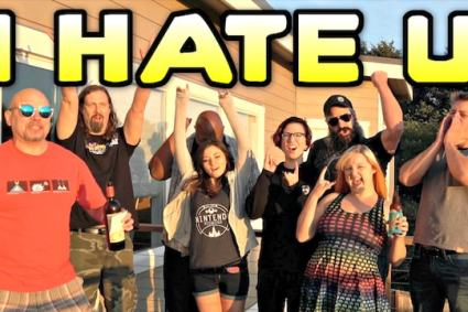 I HATE U – MJR Crew at the Beach House Edition